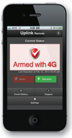 Uplink Remote Option