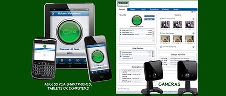 remote access security systems